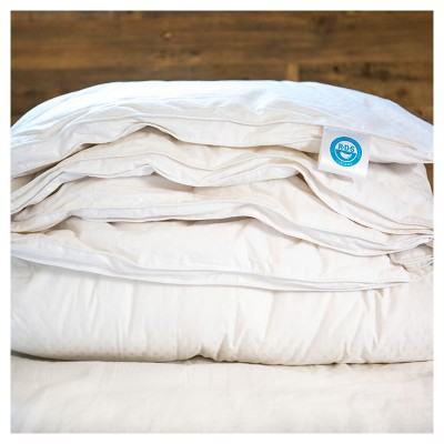 Responsible Down Standard Luxury White Goose Down Full/Queen Comforter