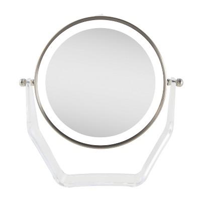 Vanity Mirror Nickel - Zadro