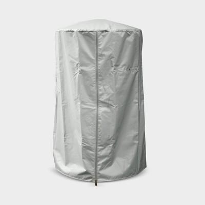 Heavy Duty Nylon Portable Patio Heater Cover   Light Tan   AZ Patio Heaters