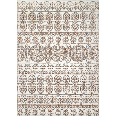 nuLOOM Transitional Striped Florence Area Rug