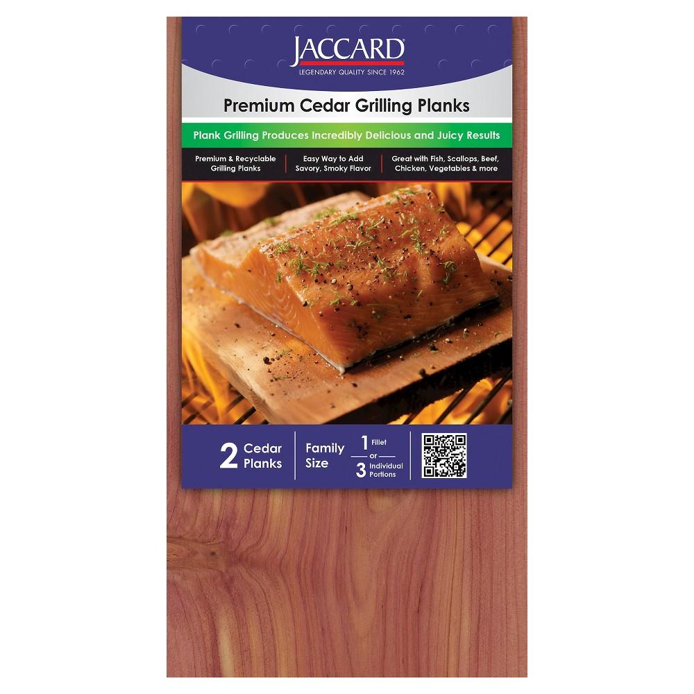 Image of Wood Cooking Planks Brown - Jaccard