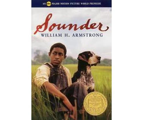 Sounder (Revised) (Paperback) (William H. Armstrong) - image 1 of 1