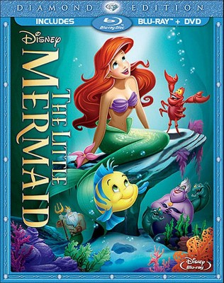 The Little Mermaid (Diamond Edition)(2 Discs)(Blu-ray/DVD)