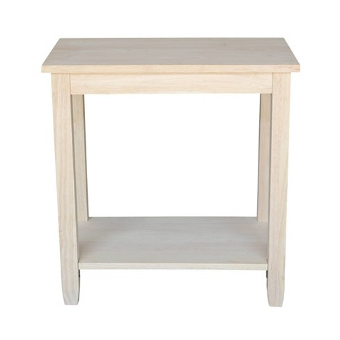Solano Accent Table - International Concepts - image 1 of 4