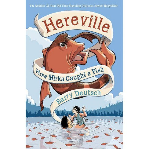 Hereville - by  Barry Deutsch (Hardcover) - image 1 of 1