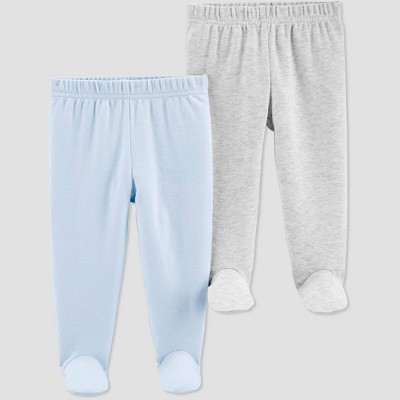 Baby Boys' 2pk Leggings - Just One You® made by carter's Blue 3M