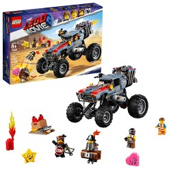 THE LEGO MOVIE 2 Emmet and Lucy's Escape Buggy! 70829