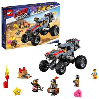 THE LEGO MOVIE 2 Emmet and Lucys Escape Buggy! 70829