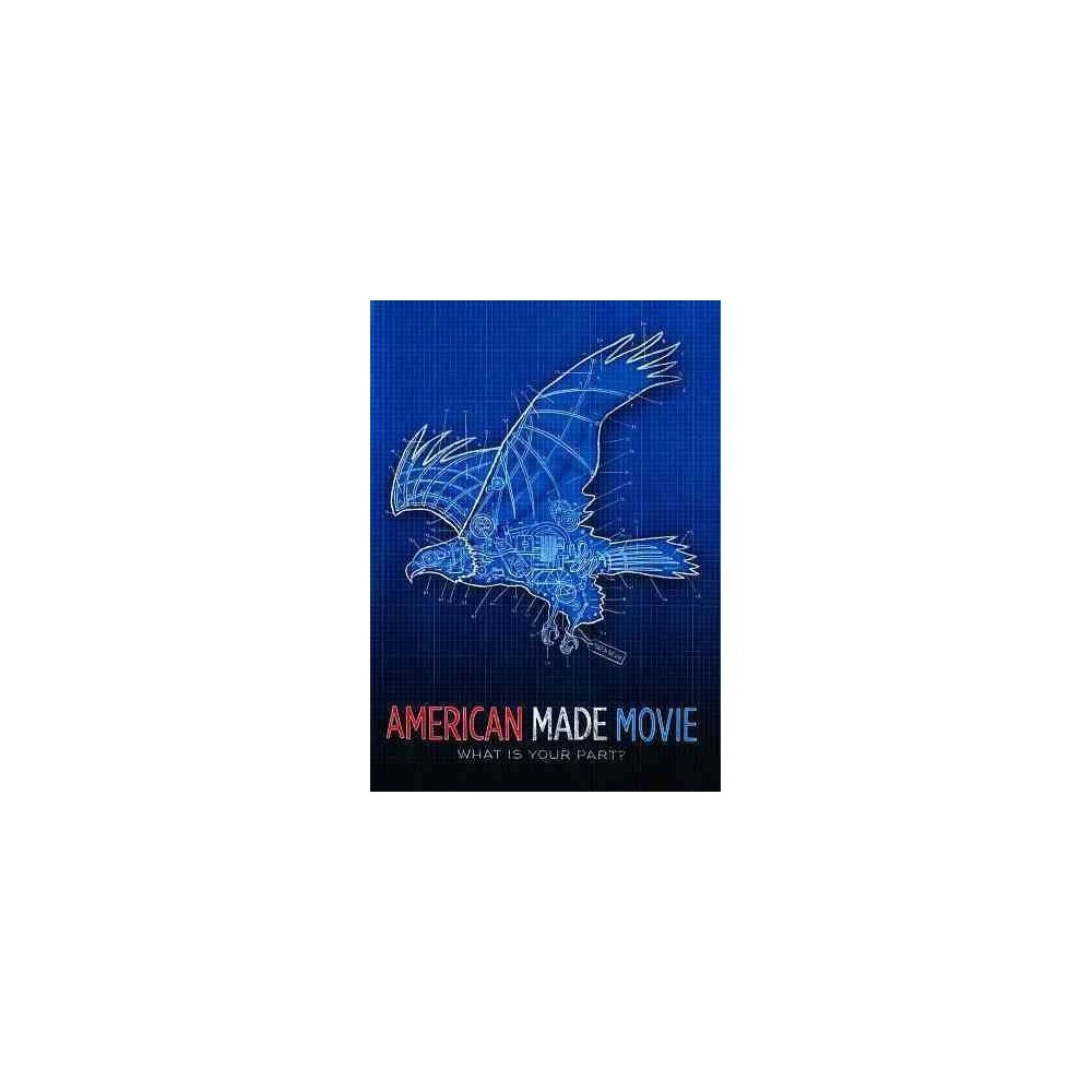 American Made Movie (Dvd)