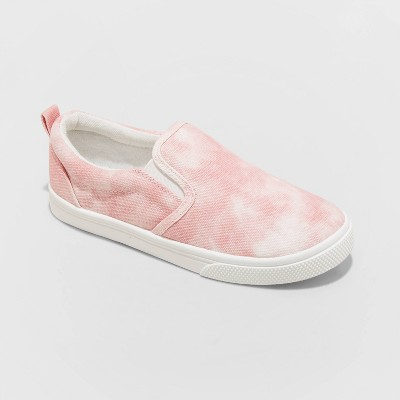 Kids' Jaime Twin Gore Slip-On Apparel Sneakers - Cat & Jack™