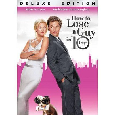How to Lose a Guy in 10 Days (2017 Release)  (DVD)