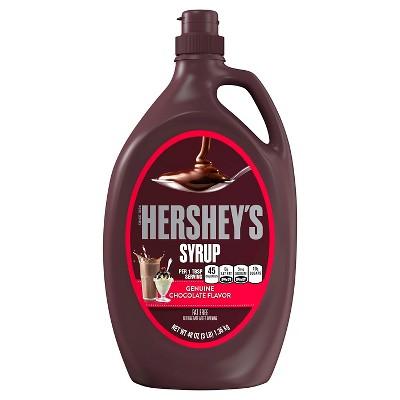 Hershey's Genuine Chocolate Syrup - 48oz