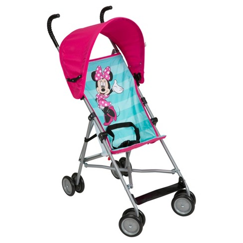 Disney® Minnie Mouse Canopy Umbrella Stroller - Minnie Ta Da - image 1 of 5