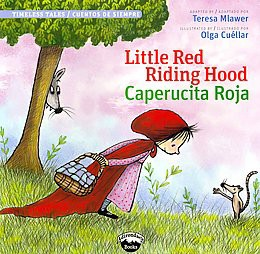 Little Red Riding Hood / Caperucita Roja - Bilingual (Paperback)