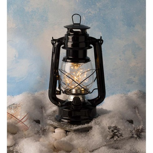 String Light Battery Operated Lantern - Plow & Hearth - image 1 of 2