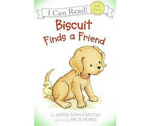 Biscuit Finds a Friend (Paperback) (Alyssa Satin Capucilli) - image 1 of 1