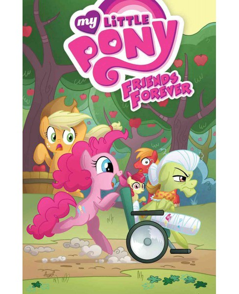My Little Pony Friends Forever 7 (Paperback) (Barbara Randall Kesel & Jeremy Whitley & Christina Rice) - image 1 of 1