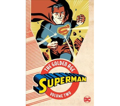 Superman the Golden Age 2 (Paperback) (Jerry Siegel) - image 1 of 1