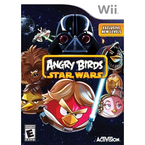 Angry Birds: Star Wars Nintendo Wii - image 1 of 1