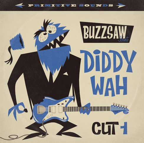 Various - Buzzsaw Joint:Diddy Wah (Vinyl) - image 1 of 1