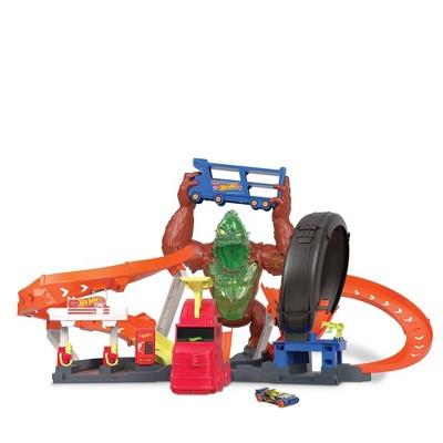 Hot Wheels City Slam Gorilla Playset