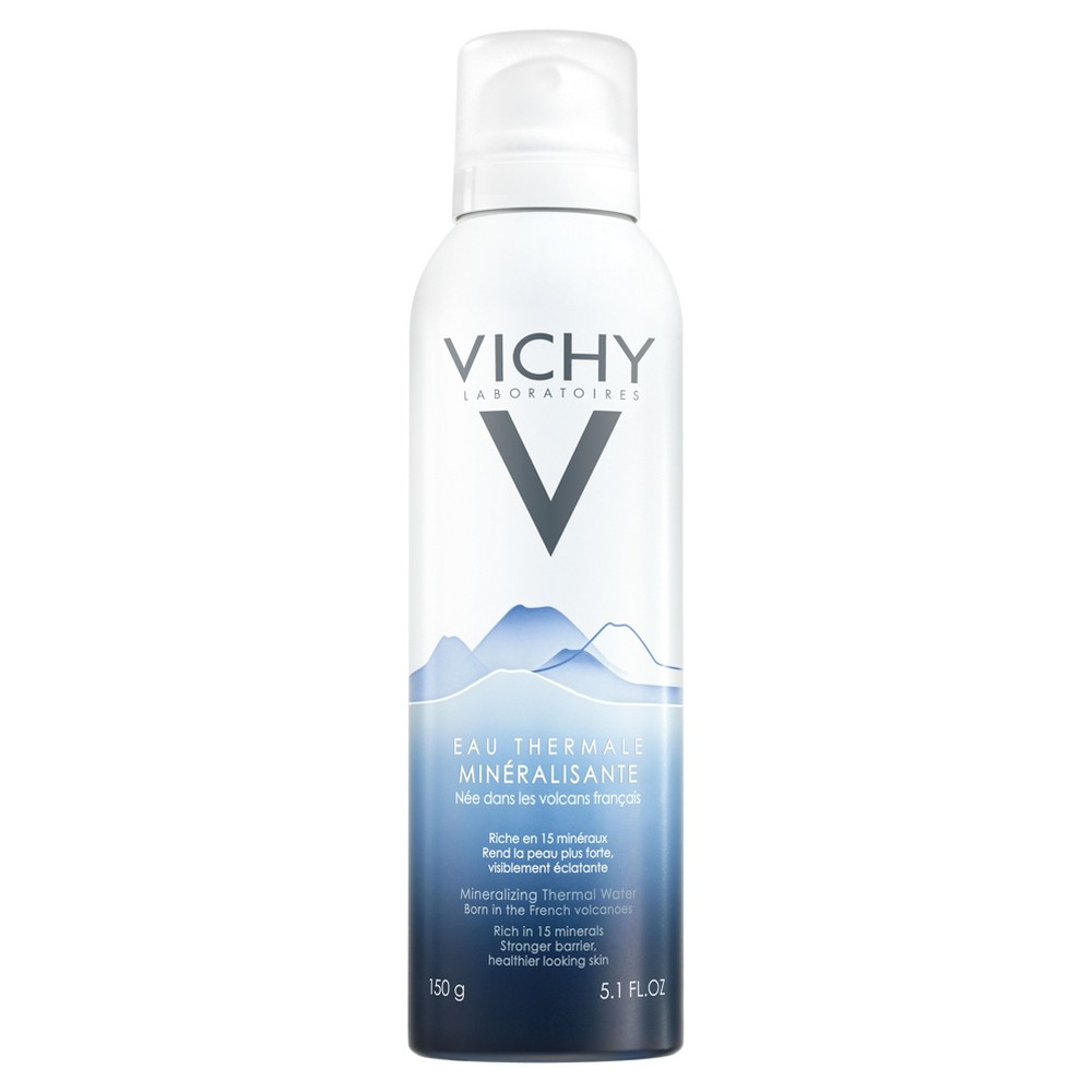 Vichy Mineralizing Thermal Spray Water for Sensitive Skin - 5.07oz