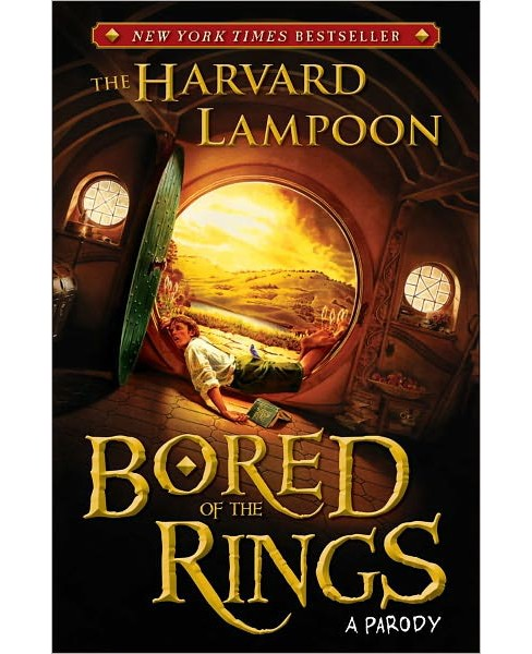 Bored of the Rings (Paperback) by Henry N. Beard - image 1 of 1