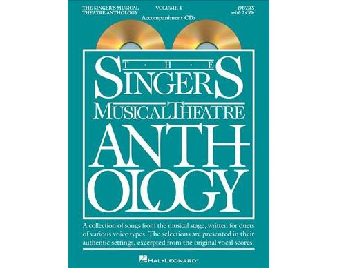 Singer's Musical Theatre Anthology : Duets -   Book 4 (Paperback) - image 1 of 1