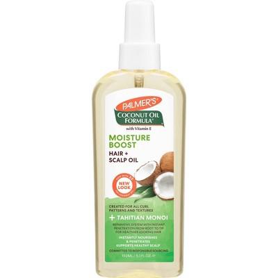 Palmers Coconut Oil Formula Moisture Retention Conditioning Spray Oil - 5.1 fl oz
