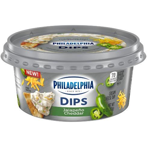 Philadelphia Jalapeno Cheddar Dip - 10oz - image 1 of 5