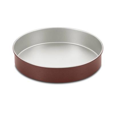 """Cuisinart Chef's Classic 9"""" Non-Stick Bronze Color Round Cake Pan - AMB-9RCKBZ"""