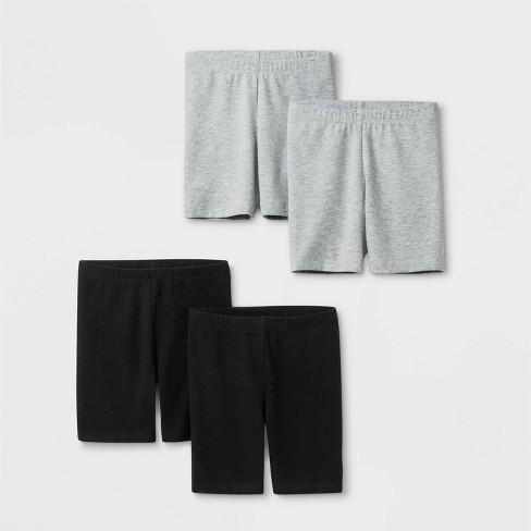 Cat /& Jack Toddler Girls Biker Shorts Black