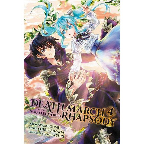 Death March to the Parallel World Rhapsody, Vol. 4 (Manga) - by  Hiro Ainana (Paperback) - image 1 of 1