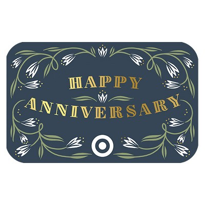 Happy Anniversary GiftCard