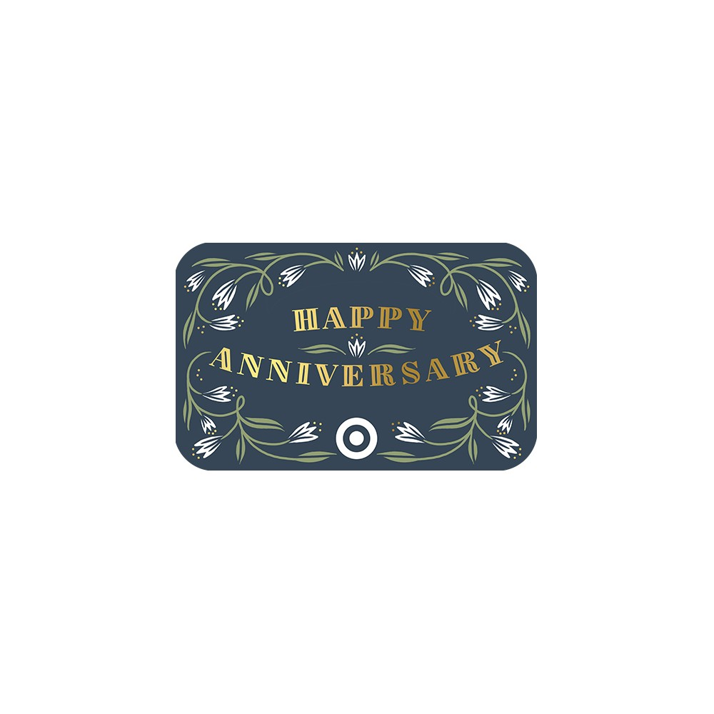 Happy Anniversary GiftCard $40