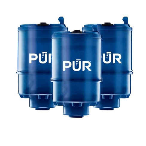 PUR MineralClear Replacement Faucet Filter 3pk - image 1 of 4