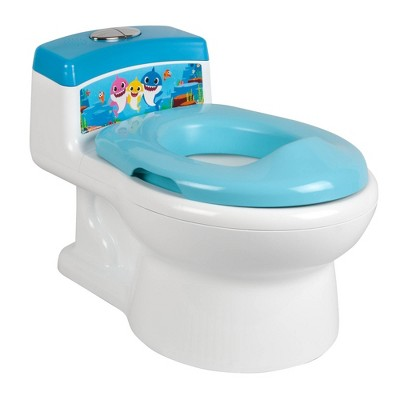 The First Years Baby Shark Super Pooper Potty System