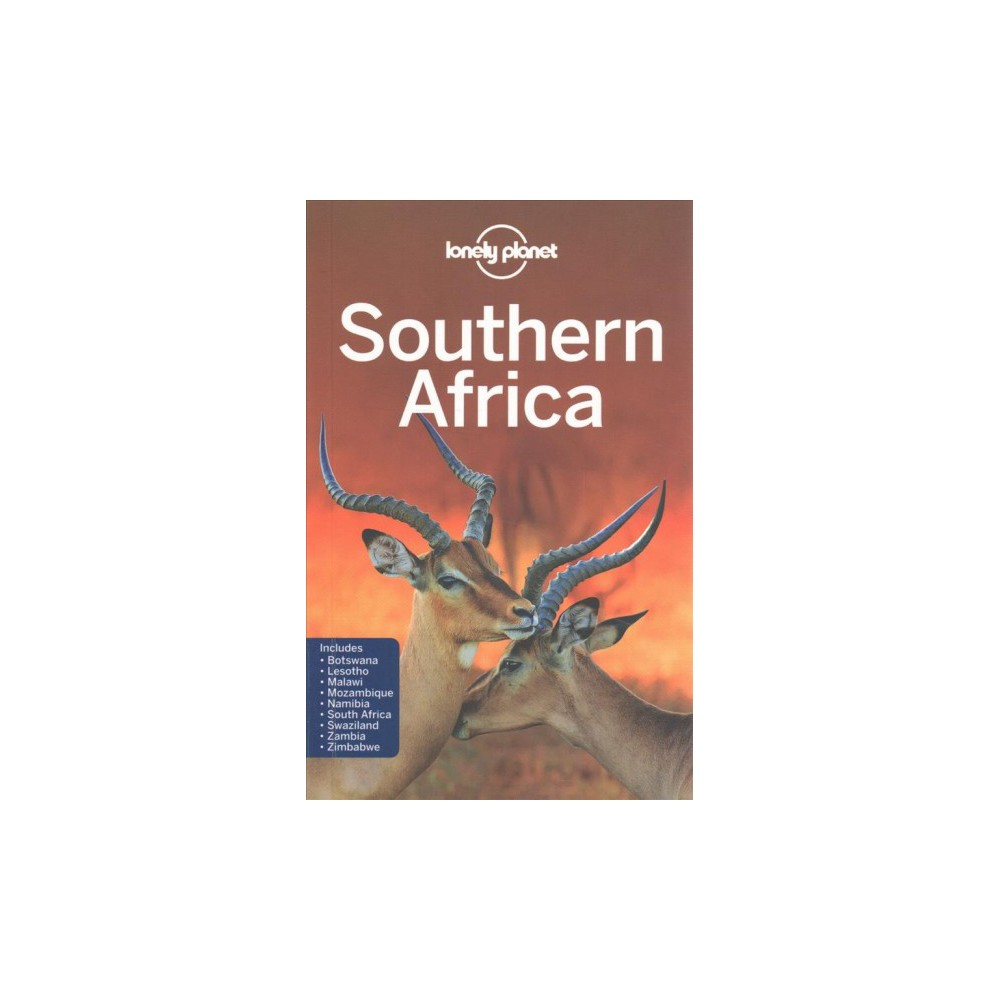 Lonely Planet Southern Africa - (Paperback)