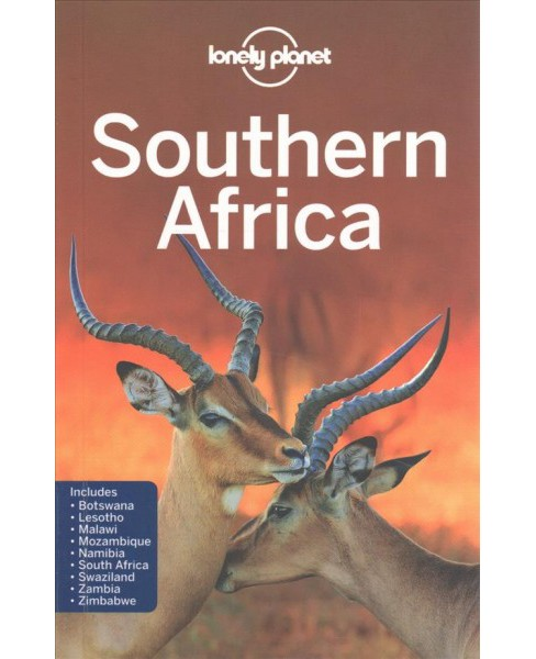 Lonely Planet Southern Africa -  (Paperback) - image 1 of 1