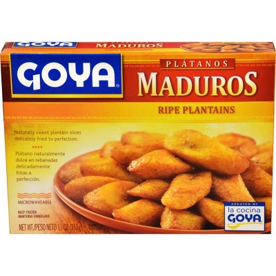 Goya Frozen Ripe Plantains - 11oz