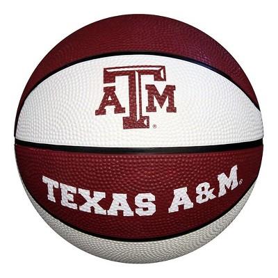 NCAA Texas A&M Aggies Mini Basketball