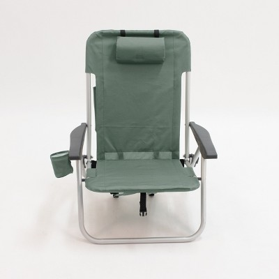 Outdoor Backpack Chair - Green - Project 62™