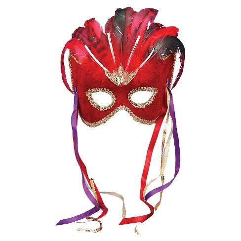 Venetian Couple Mask - image 1 of 1