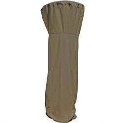 """94""""  Outdoor Patio Heater Cover - Khaki - Sunnydaze Decor"""