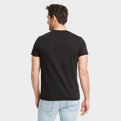 Men/'s JoJo/'s Bizarre Adventure T-Shirt Black