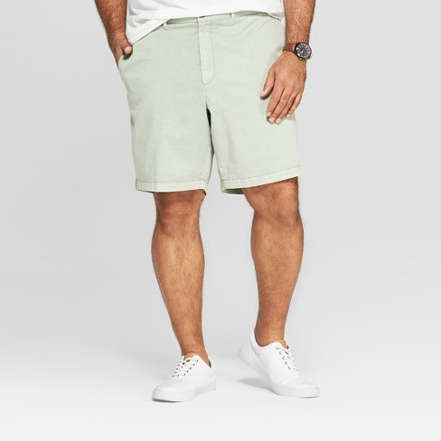 Men's Big & Tall Pigment Chino Shorts - Goodfellow & Co™ - image 1 of 3