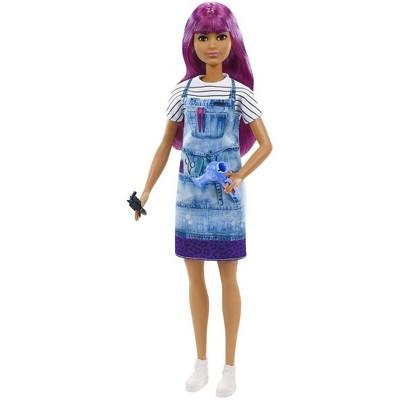 Barbie Careers Salon Stylist Doll