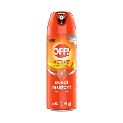 OFF! Active Insect Repellent I - 6oz