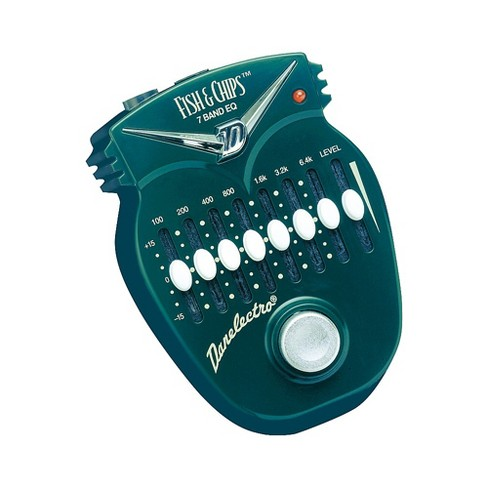Danelectro DJ14 Fish and Chips 7-Band EQ Pedal - image 1 of 1