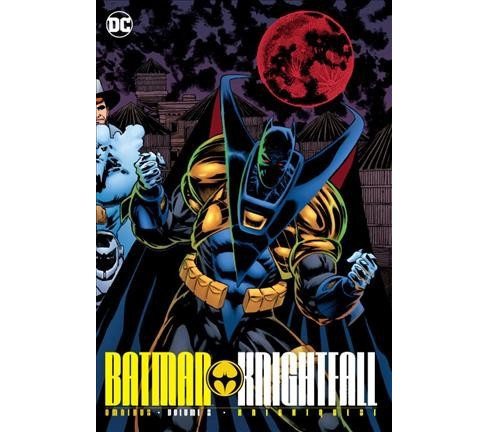 Batman Knightfall Omnibus 2 : Knightquest (Hardcover) (Chuck Dixon & Doug Moench & Alan Grant & Dennis - image 1 of 1